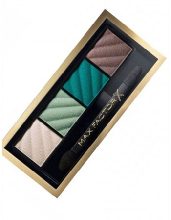 Eyeshadow Palette Max Factor Smokey Eye Matte Drama 40 Hypnotic Jade