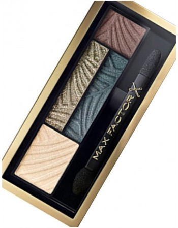 Eyeshadow Palette MAx Factor Smokey Eye Matte Drama 05 Magnetic Jades