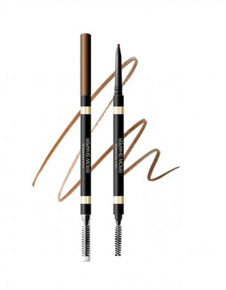 Antakių pieštukas Max Factor Brow Shaper 20 Brown