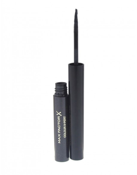 Akių pavedimas Max FActor Colour X-PERT Waterproof 02 Metalic Anthracite