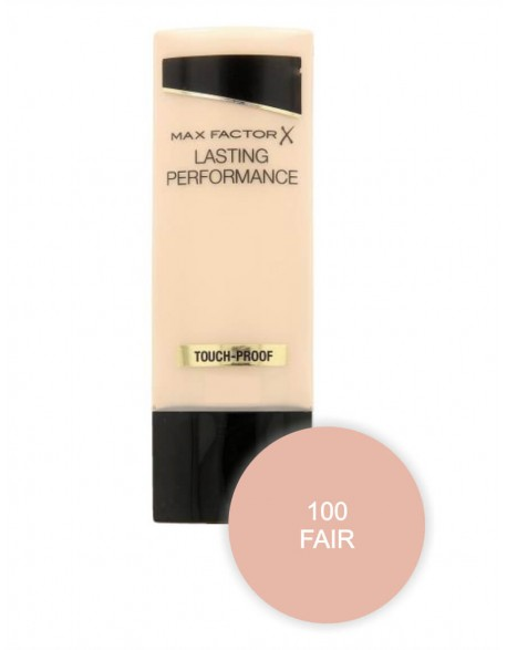 Kreminė pudra Max Factor Lasting Performance 100 Fair