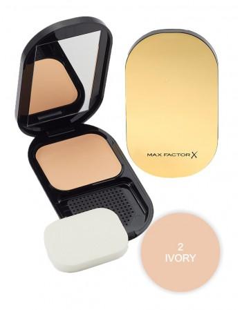 Kompaktinė pudra Max Factor Facefinity 002 Ivory
