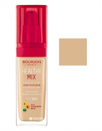 Kreminė pudra Bourjois Healthy mix 54 Beige