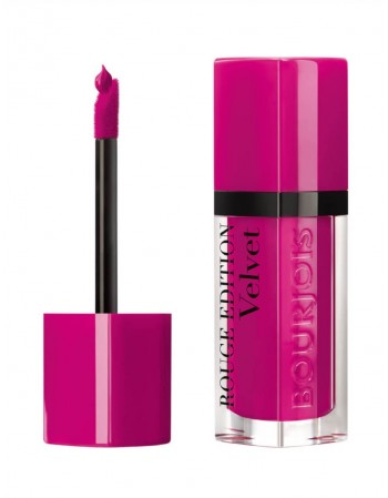 Lūpų dažai BOURJOIS Rouge Edition Velvet 05 Ole Flamingo