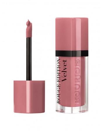 Lūpų dažai BOURJOIS Rouge Edition Velvet 09 Happy Nude Year