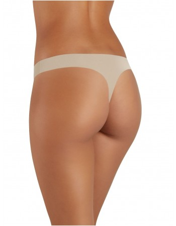"Women's Panties String ""Nude"""