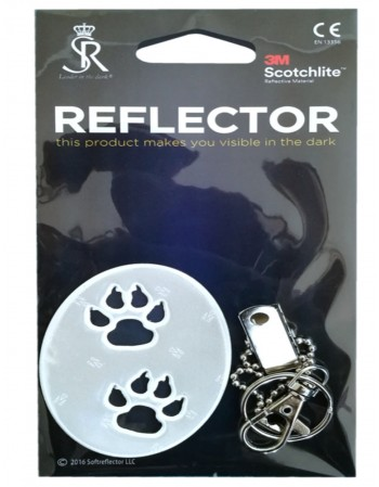 "Reflector ""Secret Paws"""