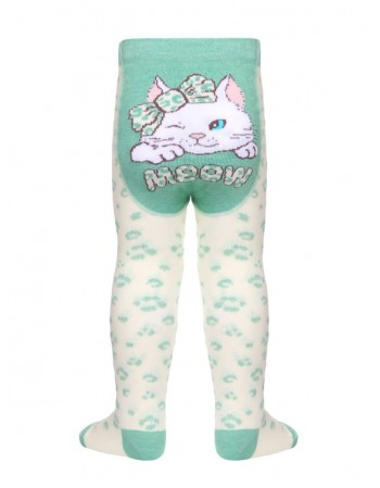 "Tights for children ""Meow"""