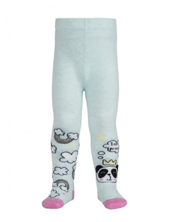 "Tights for children ""Panda"""