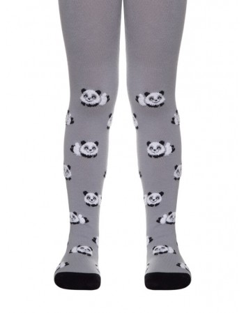 "Tights for children ""Lazy Panda"""