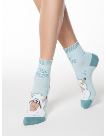 "Women's socks ""Sheep"""