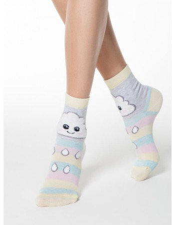 """Moteriškos kojinės """"Cloud"""""""
