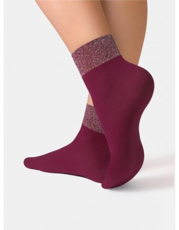 "Women's socks ""Fantasy Cherry"""