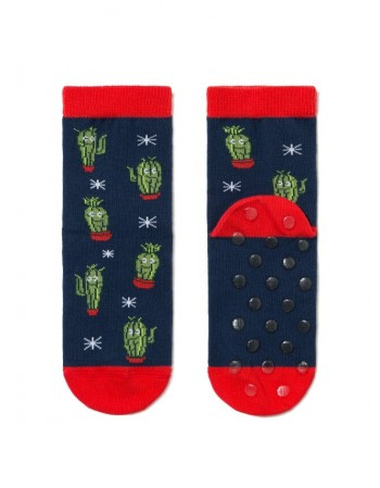 "Children's socks ""Cactus"""