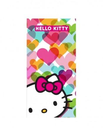 "Towel ""Hello kitty"" 70x140cm"