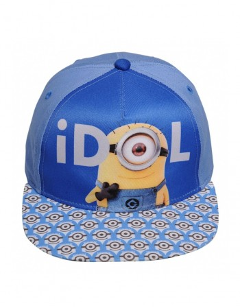 "Children's hat ""Minions idol"""