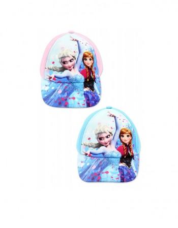 """Children's hat """"Frozen pink"""""""