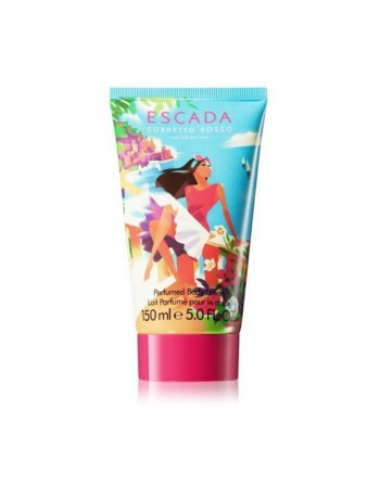 "Body lotion ""Escada sorbetto rosso"""