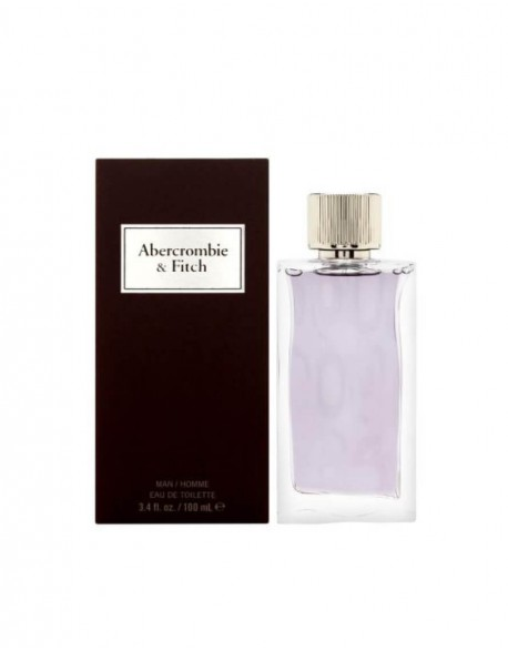 Kvepalai Jam ABERCROMBIE&FITCH First Instinct EDT 100 ml