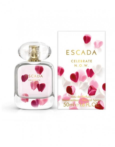 Kvepalai ESCADA Celebrate N.O.W. EDP 50 ml