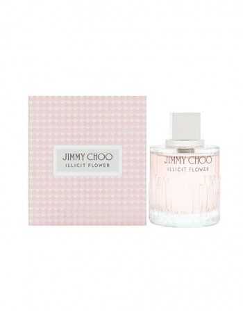 Kvepalai Jai JIMMY CHOO IIIicit Flower EDP 100 ml