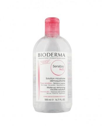 Micelinis vanduo BIODERMA Sensibio H2O Sensitive skin