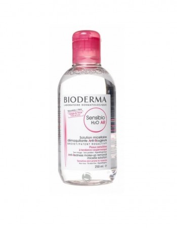 Micellar water BIODERMA Sensibio H2O, Sensitive/Redness skin