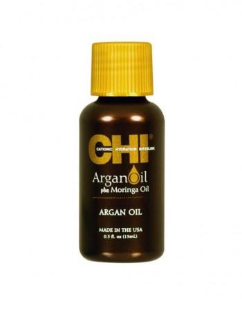 Plaukų aliejus CHI Argan/Moringa 15 ml