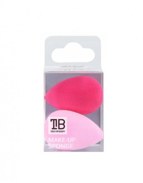 Makiažo kempinėlė TB Mini Pink 2 vnt