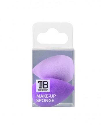 Makiažo kempinėlė TB Mini Violet 2 vnt.