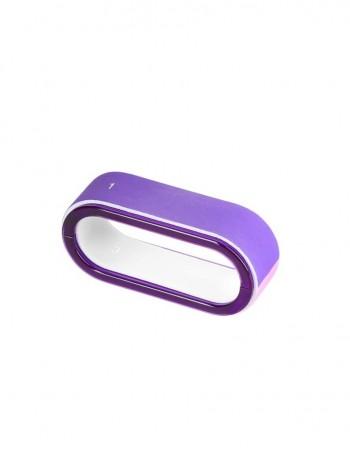 Nagų dildė TB Oval 3 step Pink Violet