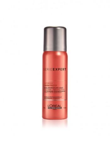 Plaukų purškiklis LOREAL Brush Proof, nuo plaukų lūžinėjimo 60 ml