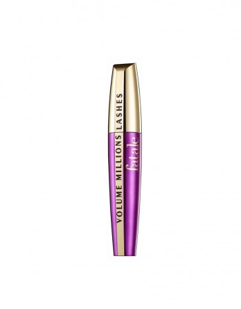 Blakstienų Tušas LOREAL Volume Million Lashes Fatale Noir/Black