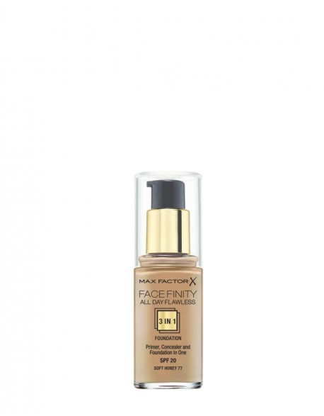 Kreminė Pudra MF Facefinity All Day Flawless 3in1 Soft Honey