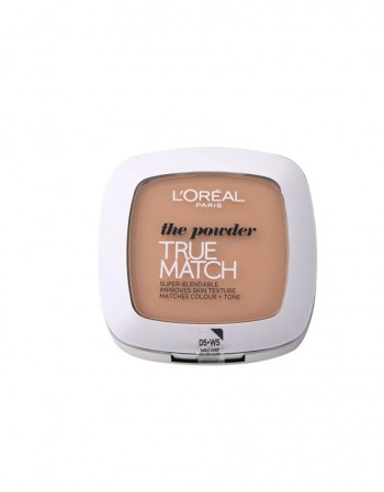 Kompaktinė Pudra LOREAL True match Golden Sand