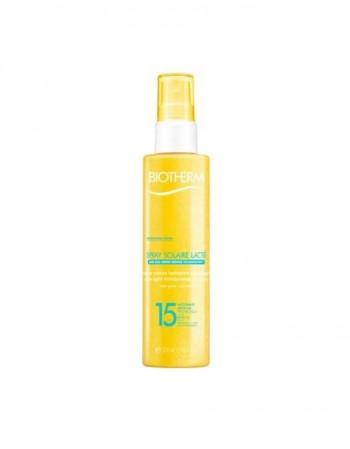 Kremas nuo saulės BIOTHERM Spray Solaire Lacte 15 SPF