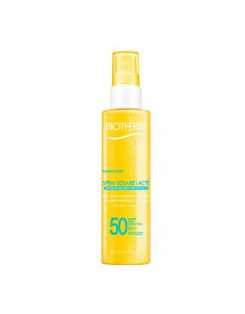 Kremas nuo saulės BIOTHERM Spray Solaire Lacte 50 SPF