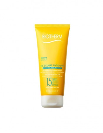 Sun cream BIOTHERM Lait Solaire Hydratant 15 SPF