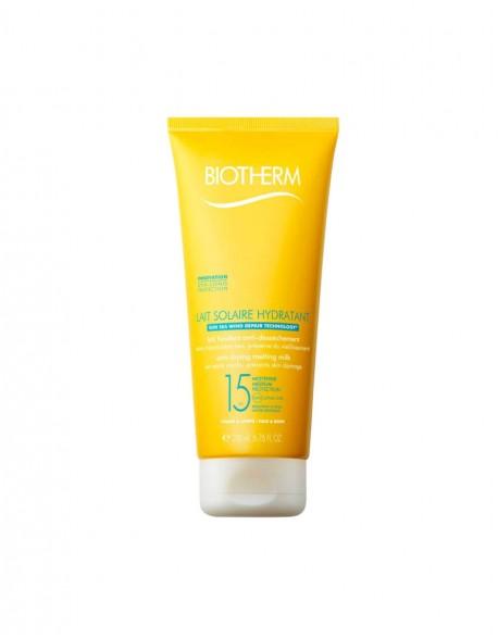 Kremas nuo saulės BIOTHERM Lait Solaire Hydratant 15 SPF