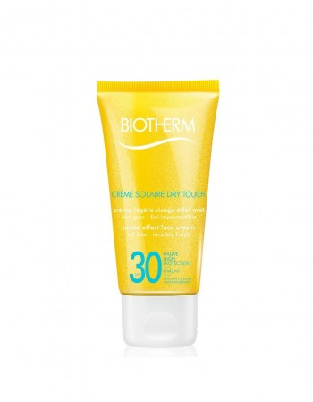 Sun cream BIOTHERM Creme Solaire Dry Touch 30 SPF