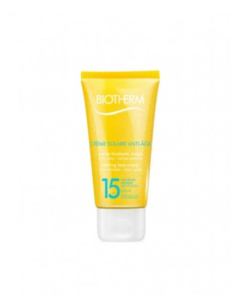 Kremas nuo saulės BIOTHERM Creme Solaire Dry Touch 15 SPF