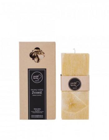 Kvepianti kvadratinė žvakė pievų smilgos 23