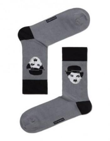"""Men's Socks """"Charlie Chaplin"""""""
