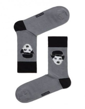 "Vyriškos kojinės ""Charlie Chaplin"""