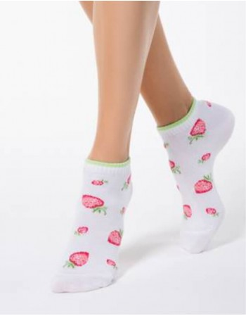 "Women's socks ""Berries"""
