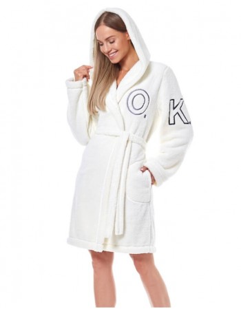 "Bathrobe ""OK"""