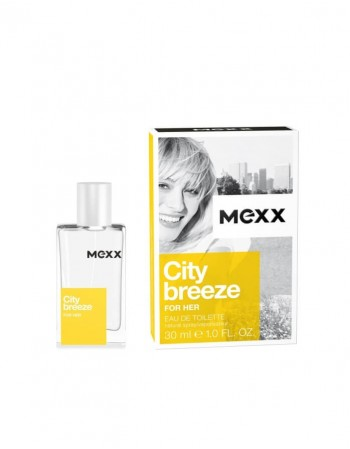Kvepalai Jai MEXX City Breeze EDT, 50 Ml