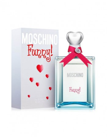 "Perfume For her MOSCHINO ""Funny!"" EDT 50 Ml"
