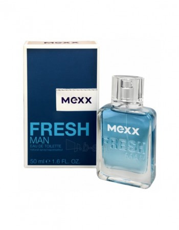 "Perfume for Him MEXX ""Fresh Man"" EDT 50 Ml"