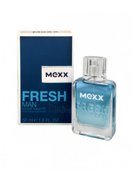 Kvepalai Jam MEXX Fresh Man EDT, 50 Ml